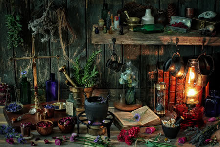 Wiccan Traditions